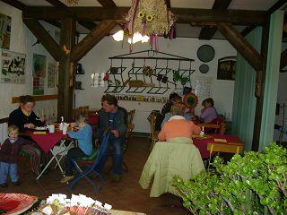 Der Röhlsche Hof - Bildungs- und Erlebnisbauernhof in Wallwitz in Sachsen-Anhalt - Brotbacktage 2007-4