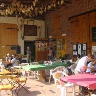 Der Röhlsche Hof - Bildungs- und Erlebnisbauernhof in Wallwitz in Sachsen-Anhalt - Brotbacktage 2007-1