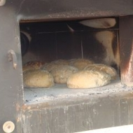 Der Röhlsche Hof - Bildungs- und Erlebnisbauernhof in Wallwitz in Sachsen-Anhalt - Brotbacktage 2011-1