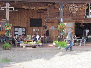 Der Röhlsche Hof - Bildungs- und Erlebnisbauernhof in Wallwitz in Sachsen-Anhalt - Brotbacktage 2013-1