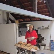 Der Röhlsche Hof - Bildungs- und Erlebnisbauernhof in Wallwitz in Sachsen-Anhalt - Brotbacktage 2013-6