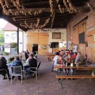 Der Röhlsche Hof - Bildungs- und Erlebnisbauernhof in Wallwitz in Sachsen-Anhalt - Brotbacktage 2013-9