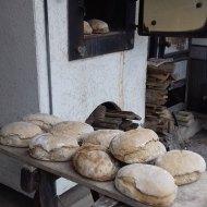 Der Röhlsche Hof - Bildungs- und Erlebnisbauernhof in Wallwitz in Sachsen-Anhalt - Brotbacktage 2019 - Sauerteigbrot