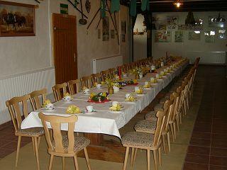 Der Röhlsche Hof - Bildungs- und Erlebnisbauernhof in Wallwitz in Sachsen-Anhalt - Familienfeier 1