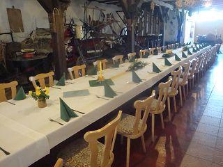 Der Röhlsche Hof - Bildungs- und Erlebnisbauernhof in Wallwitz in Sachsen-Anhalt - Familienfeier 2