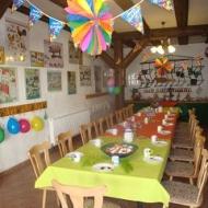 Der Röhlsche Hof - Bildungs- und Erlebnisbauernhof in Wallwitz in Sachsen-Anhalt - Kindertage 1