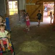 Der Röhlsche Hof - Bildungs- und Erlebnisbauernhof in Wallwitz in Sachsen-Anhalt - Kindertage 14