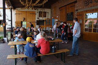 Der Röhlsche Hof - Bildungs- und Erlebnisbauernhof in Wallwitz in Sachsen-Anhalt - Spiel- und Spaßnachmittag   2009-2