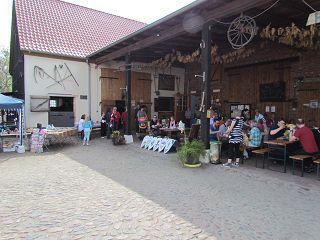 Der Röhlsche Hof - Bildungs- und Erlebnisbauernhof in Wallwitz in Sachsen-Anhalt - Spiel- und Spaßnachmittag 2013-8