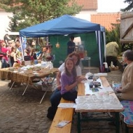 Der Röhlsche Hof - Bildungs- und Erlebnisbauernhof in Wallwitz in Sachsen-Anhalt - Spiel- und Spaßnachmittag 2013-7