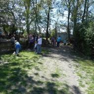 Der Röhlsche Hof - Bildungs- und Erlebnisbauernhof in Wallwitz in Sachsen-Anhalt - Spiel- und Spaßnachmittag 2016 DSCN0440