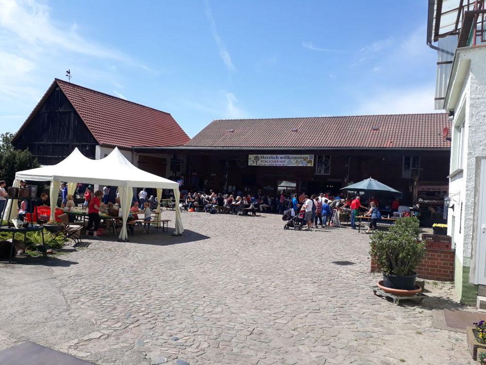 Der Röhlsche Hof - Bildungs- und Erlebnisbauernhof in Wallwitz in Sachsen-Anhalt - Spiel- und Spaßnachmittag 2019 3