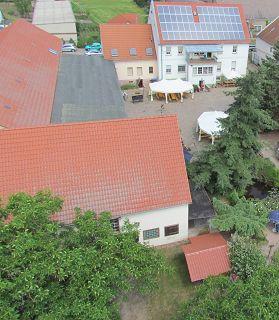 Der Röhlsche Hof - Bildungs- und Erlebnisbauernhof in Wallwitz in Sachsen-Anhalt - Gelaende 5
