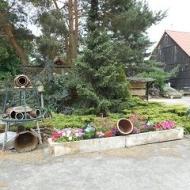 Der Röhlsche Hof - Bildungs- und Erlebnisbauernhof in Wallwitz in Sachsen-Anhalt - Gelaende 11