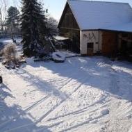 Der Röhlsche Hof - Bildungs- und Erlebnisbauernhof in Wallwitz in Sachsen-Anhalt - Gelaende 8