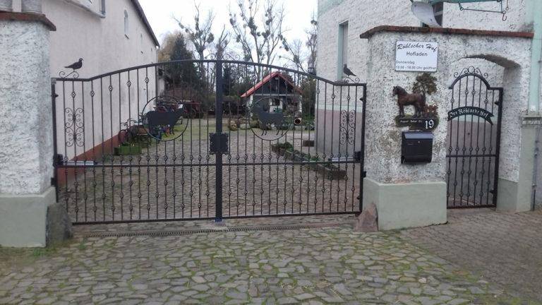 Der Röhlsche Hof - Erlebnisbauernhof in Wallwitz Sachsen-Anhalt - Ferienwohnungen III